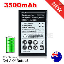 3500 mAh Replacement Battery For Samsung Galaxy Note 3 III N9000 N9005