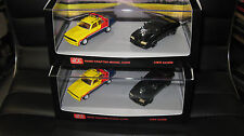 2 x 1/64 ACE Mad Max MFP & Interceptor Falcon XB Twin Set MOVIE CARS FREE  POST