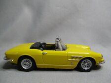 AP852 BEST 1/43 FERRARI 330 GTC 1966 JAUNE REF ?? BON ETAT
