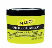 PALMERS HAIR FOOD FORMULA 150G. WITH VITAMINS A,D & E PLUS PROTEIN