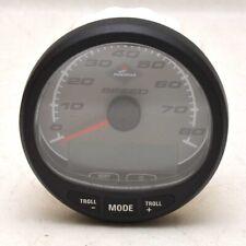 Mercury Boat Speedometer Gauge Kit 79-889223K23 | SmartCraft Gray