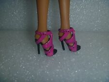 Barbie Basics Look 2 Collection 1.5 Strappy High Heels Also Fit Model Muse