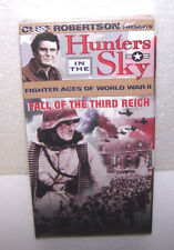 Hunters in the Sky VHS Tape World War ll Movie Fall of the Third Reigh 8 VCR NEW