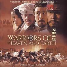 WARRIORS OF HEAVEN AND EARTH / A R Rahman / RARE SOUNDTRACK OOP OST 2CD MINT!