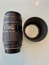 Sigma 70-300mm APO f4-5.6 D Macro Auto Focus Lens for Nikon AF DSLR SLR Cameras