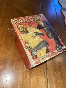 1934 Big Little Book #1118 - Dan Dunn Secret Operative 48