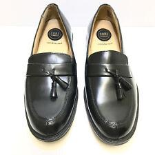 eb80259a479 CROFT   BARROW Core Technology Men s Size 11 Black Leather Kiltie Tassel  Loafers