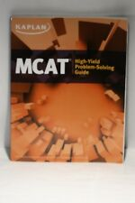 2014 Kaplan MCAT High Yield Problem Solving Guide Used Book