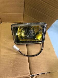 Fog Lamp Left Yellow CARELLO COD.41135 02846509 06587748 Lancia AUTOBIANCHI Y10