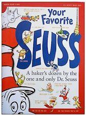 Dr.Seuss Your Favorite Seuss, New Book by Random House
