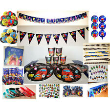 AMONG US Balloons Birthday Party Supplies Napkins Cups Plates Napkins Goody Bags
