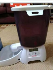 Petmate C3000 Automatic Dry Food Pet Feeder