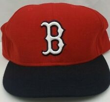 VTG Boston red sox new era Authentic Diamond Collection Hat fitted cap hat 7 5/8