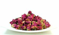 Premium 100% Organic Dried Rosebud Flower Floral Herbal Tea, 14 oz.