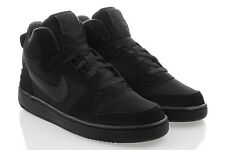 Neu Schuhe Nike COURT BOROUGH MID GS Damen UNISEX High Top Sneaker Turnschuhe