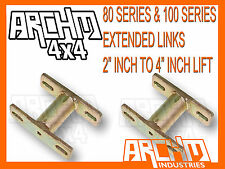 TOYOTA LANDCRUISER 80 & 100 SERIES FRONT SWAY BAR LINK EXTENSIONS