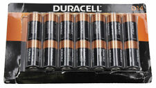 14-pack Duracell D Batteries Open Box Battery Pack