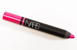 "NARS Satin Lip Pencil Lipstick in ""Yu"" (shocking pink) NIB!"