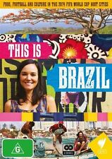 This Is Brazil (DVD, 2014, 2-Disc Set)