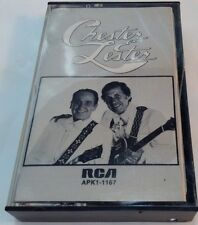 CHET ATKINS AND LES PAUL Tape Cassette CHESTER AND LESTER 1976 Rca Records USA
