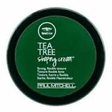 Brand New Paul Mitchell Tea Tree Shaping Cream 3 oz