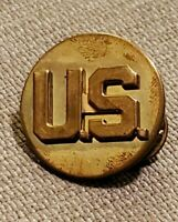 Vintage Military US Lapel Pin