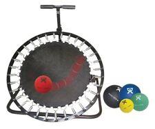 CanDo Adjustable Ball Rebounder - Set w/Circular Rebounder, 5-balls 451715 NEW