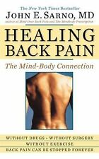 Healing Back Pain: The Mind-Body Connection: By Sarno, John E.