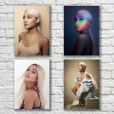 Ariana Grande Poster A4 NEW Set HQ Print Sexy Woman Home Wall Decor #1