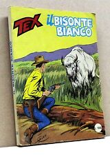 IL BISONTE BIANCO - TEX [Libro, n. 316]