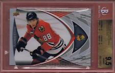 PATRICK KANE JUMBO OVERSIZED 2007-08 UD ROOKIE CLASS #CC2 BGS 9.5 RC BOX TOPPERS