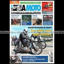 LA VIE DE LA MOTO LVM N°818 OSSA 250 MAR 1972-77 CYCLOS BENELLI CAPTAIN AMERICA