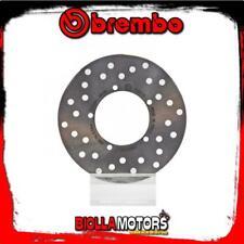 68B40713 DISCO FRENO POSTERIORE BREMBO PIAGGIO NRG POWER DD 2005-2011 50CC FISSO