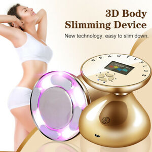 USB Ultrasonic Vacuum Cavitation RF Radio Frequency Body Anti Cellulite Machine