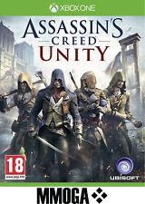 Assassin's Creed: Unity - Xbox One código de descarga digital [Acción] [EU/ES]