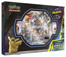 Pokemon Detective Pikachu Fascicolo Greninja GX Pokémon