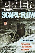 Prien gegen Scapa Flow - Alexandre Korganoff - Motorbuch Verlag 1994