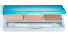 Estee Lauder eyeshadow pallet dimension bronzer highlighter brush natural NWB AU