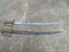 Original Lot 2 French Sword M 1767 Napoleonic