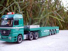 """Herpa  Mercedes Benz Actros LH 08 Betonteiletransporter """"Otto Spedition"""