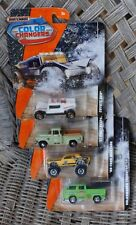 MATCHBOX COLOR CHANGERS SET OF 4 BRAND NEW IN PACKAGE