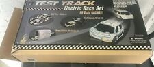 Disney Epcot Test Track Race Set Slot Car Life Like WITH CARS RARE