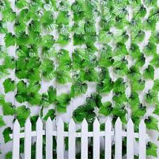 Artificial Ivy Leaf Garland Plant Vine Fake Foliage Flowers Home Wedding Decor