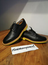 Mark McNairy New Amsterdam Gibson Pebble Grain Derby Shoes HANDMADE IN ENGLAND