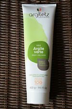 Argile Verte Bio prête à l'emploi, Organic Green Clay, 400g - Argiletz