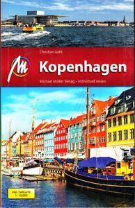 REISEFÜHRER Kopenhagen 2016/17 Michael Müller Verlag, wie neu, ungelesen