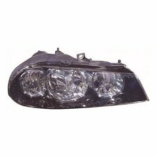 Alfa 156 Excluding Gta 2003-2006 Headlight Headlamp Chrome Drivers Side O/S