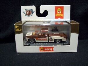 M2 Machines Hostess Cup Cakes 1974 Chevy Cheyenne Super 10 Truck.