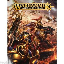 AOS36 LIVRET REGLES VF FRENCH RULES BOOK WARHAMMER AGE OF SIGMAR BITZ