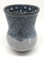 "Harray Potter Orkney Studio Pottery Beaker, ""Star Glazing"",Scotland (IIII)"
